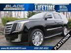 2016 Cadillac Escalade Platinum 4X4 Platinum 4dr SUV