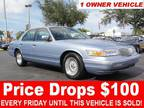 Mercury Grand Marquis LS 1997
