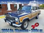 1984 Jeep Grand Wagoneer 4WD