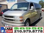 Chevrolet Express 1500 LT Wagon 2001