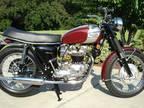 1970 Triumph Bonneville *Delivery Worldwide*