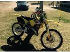 01 Suzuki rm 125