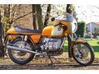 1977 BMW R90S 898cc Daytona Orange`Worldwide`Sell