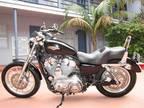 2009 Harley Davidson 883 XL Low Sportster - 2900 miles!