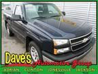 2006 Chevrolet Silverado 1500 Truck Regular Cab