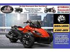 2016 Can-Am Spyder RS-S Magma