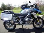 2013 BMW R-Series 1200GS Water cooled boxer engine