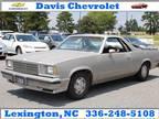 Chevrolet El Camino 1980
