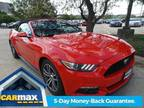 2015 Ford Mustang EcoBoost Premium EcoBoost Premium 2dr Convertible