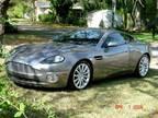 2002 Aston Martin Vanquish Vanquish
