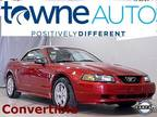 2003 FORD Mustang 2dr STD Convertible