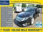 2011 Ford Fusion 4 Door Sedan - Ford, 2011, Certified PreOwned, Sedans