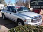 2002 Dodge Ram 1500 4 Door P/U Truck