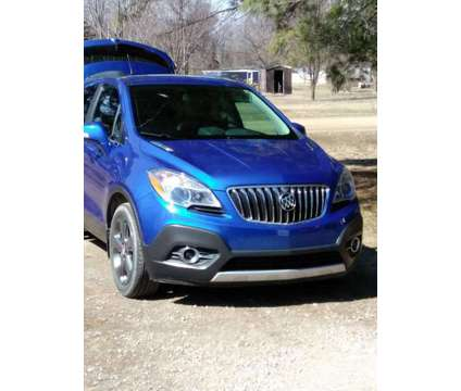 2014 Buick Encore is a 2014 Buick Encore Hatchback in Midland MI