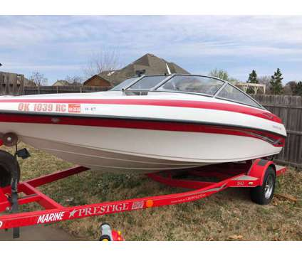 2006 Crownline 18FT 180 BR Volvo Penta 4.31 is a 18 foot 2006 Motor Boat in Choctaw OK