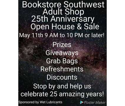 Bookstore Southwest Adult Shop is a Special Offers on Services service in Tucson AZ