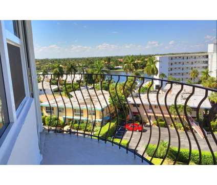 $1,600 - 2BR/1BA Condominium BEACH RENTAL (Available Immediately) at 3250 Ne 28th Street in Fort Lauderdale FL is a Condo