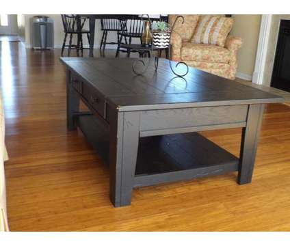 Coffee Table is a Black Coffee Tables for Sale in Kalamazoo MI