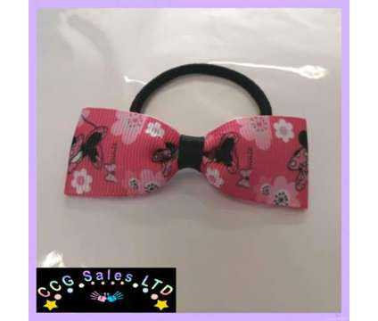 Handmade Disney Minnie Mouse Hairband Hair Accessory is a Baby Grooming, Bathing, and Feedings for Sale in Sebastopol TOF