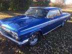 1962 Chevrolet Impala Blue, 93K miles