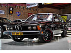 1984 Black BMW 6 Series