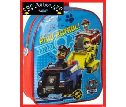Official Paw Patrol Boys Backpack is a Baby Backpacks & Carriers for Sale in Sebastopol TOF