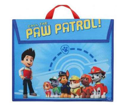 Official Paw Patrol Book Bag is a Baby Backpacks & Carriers for Sale in Sebastopol TOF