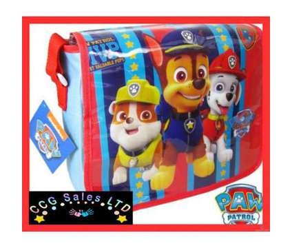 Official Paw Patrol Messenger Bag is a Baby Backpacks & Carriers for Sale in Sebastopol TOF