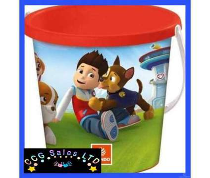 Official Paw Patrol Bucket is a Toys for Sale in Sebastopol TOF