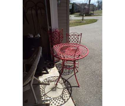 Patio Table & Chairs is a Other Furnitures for Sale in Kalamazoo MI
