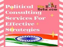 Political Consulting Services for Effective Strategies