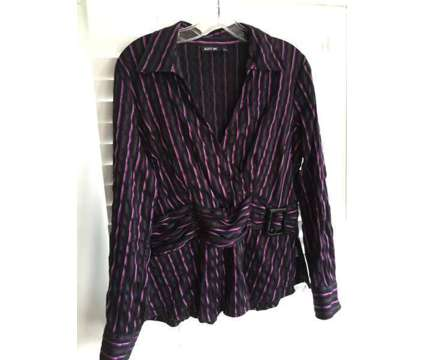 Woman's Dress Blouse is a Black Shirts & Tops for Sale in Wescosville PA