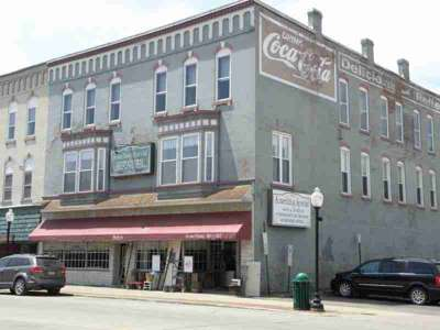 117 N CENTER Street Corry Six BR, Turnkey retail / residential