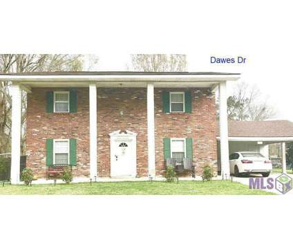 4 bedroom Denham Springs Home for Sale in Denham Springs LA is a Single-Family Home