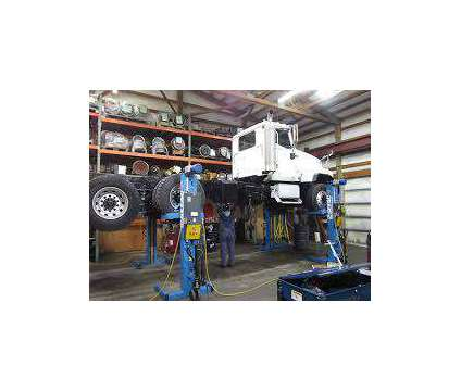 Central Alberta Repair Business with Property in Fort Mcmurray AB is a Commercial Property
