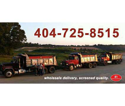 Gravel Delivery Experts / Gwinnett Co is a Lawn & Garden Services service in Loganville GA
