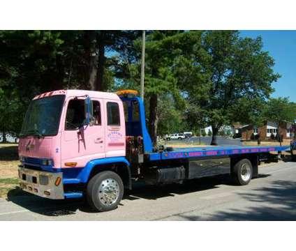 1997 Isuzu FTR w/ Chevron 24' Steel Carrier is a 1997 Tow Truck in Saint Louis MO