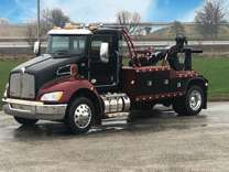 *Sold Unit*2019 Kenworth T270 w/Chevron LMD 512T Aluminum Wrecker