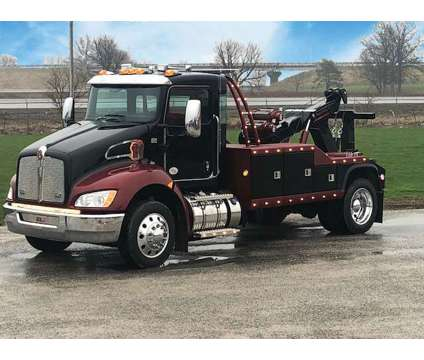 *Sold Unit*2019 Kenworth T270 w/Chevron LMD 512T Aluminum Wrecker is a 2019 Tow Truck in Saint Louis MO