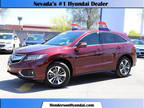 2016 RDX Acura 4dr SUV w/Advance Package
