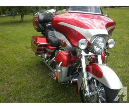 Harley Davidson Classis Screamin Eagle Touring is a 2008 Harley-Davidson C Motorcycle in Whitwell TN