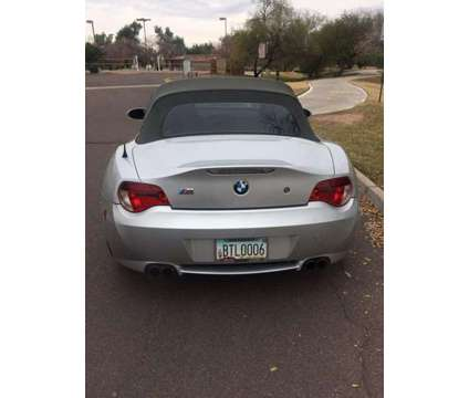 2008 BMW Z4 M with 27832 original miles. Last one of this year model and year is a 2008 Power Sport in Phoenix AZ