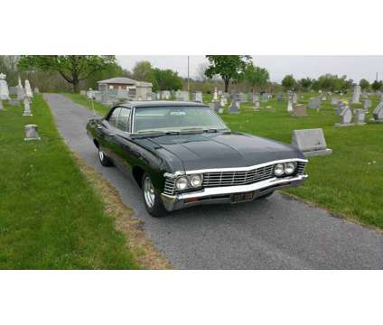 1967 Chevrolet Impala - The Supernatural 4 Door Hardtop - Price Reduced is a 1967 Chevrolet Impala Classic Car in Frederick MD
