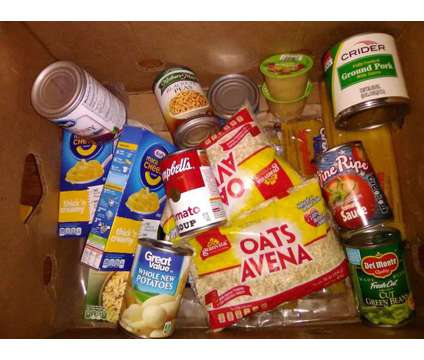 i have some canned goods we cant eat due to health reasons is a Groups listing in Tyler TX