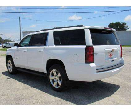 New 2017 Chevrolet Suburban 4wd 1500 Lt is a 2017 Chevrolet Suburban 4WD 1500 LT SUV in Raleigh NC