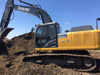 2012 John Deere 250 GLC excavator