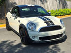 2015 Pepper White MINI Cooper Coupe