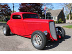 1933 Red Ford Outlaw