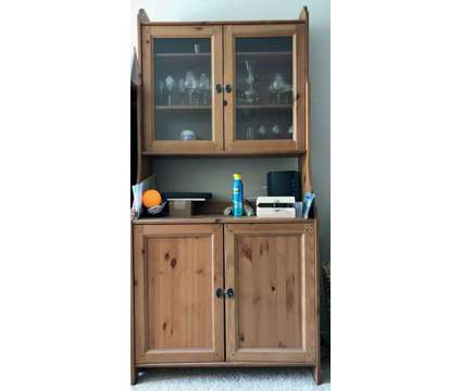 China Cabinet - MUST SELL BY 5/16/2018 is a Cabinets for Sale in Marina Del Rey CA