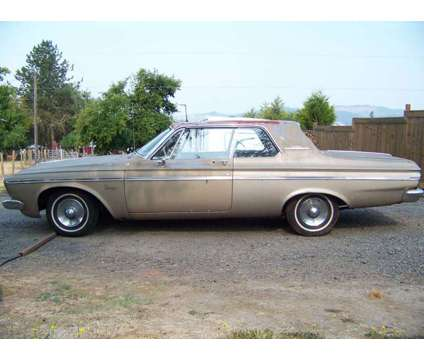 1963 Plymouth Belvedere 2 Door Hard Top 6 Cylinder Push Button Auto is a 1963 Plymouth Belvedere Classic Car in Gaston OR